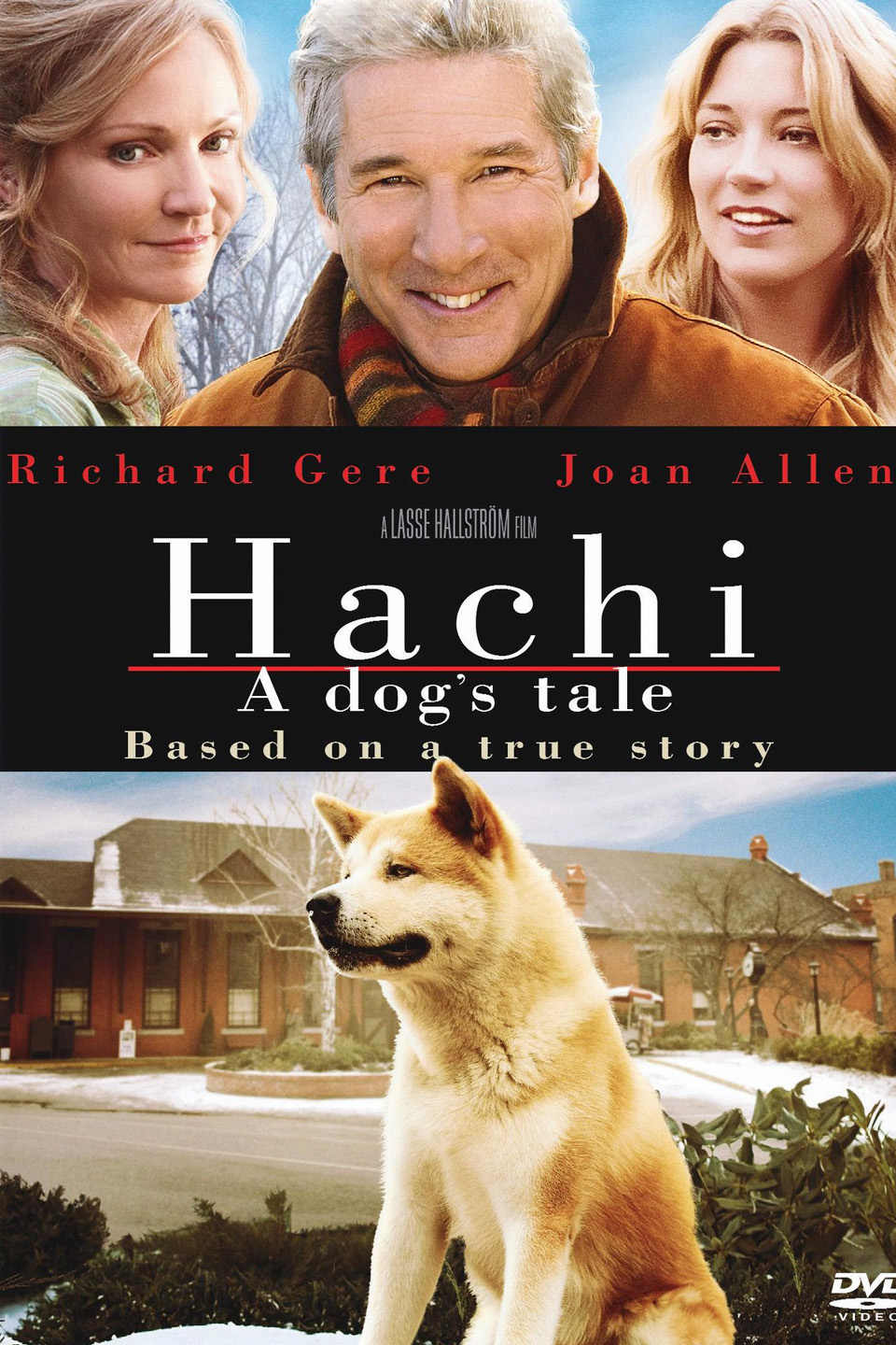 Hachiko A Dog's Story-Hachi: A Dog's Tale