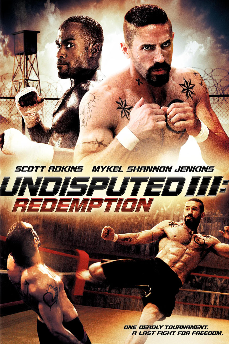 Undisputed 3 Redemption Full Movie Download BluRay