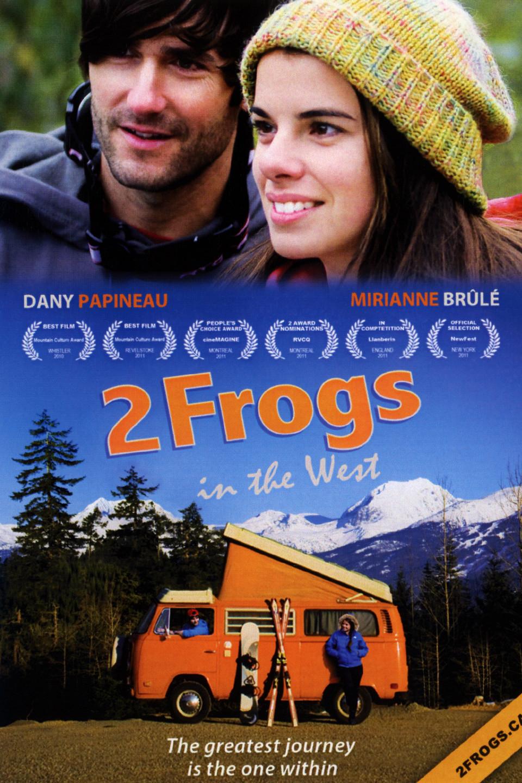 2 frogs  dans l'Ouest   VFQ