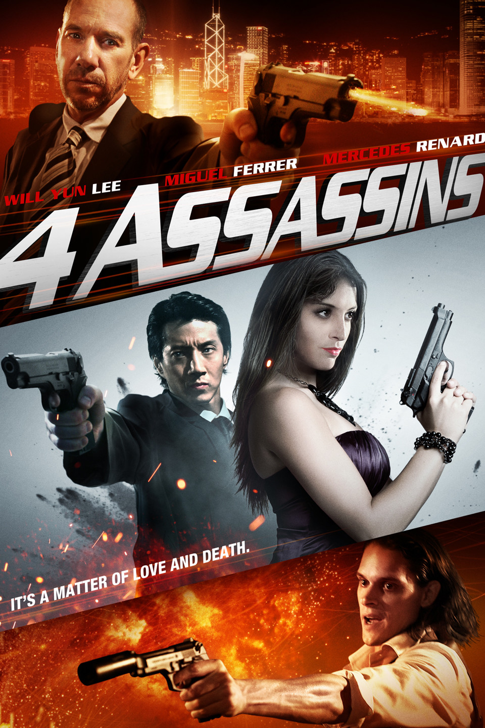 Four Assassins-Four Assassins