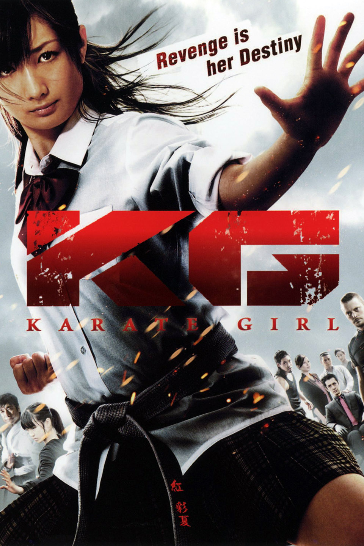 Karate Girl-K.G.