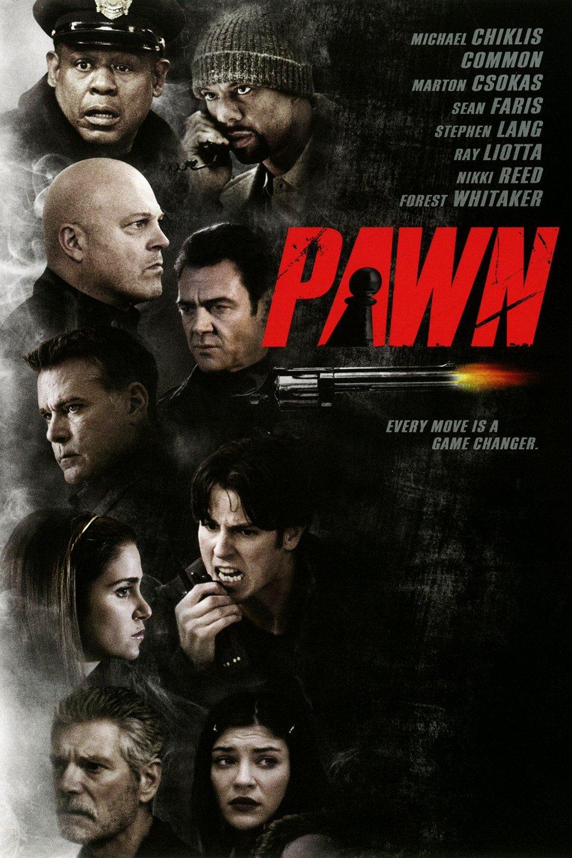 Pawn-Pawn