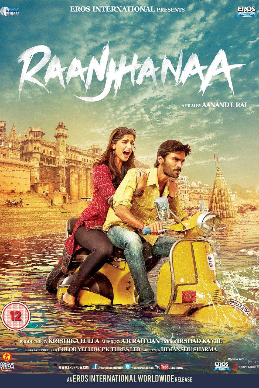 Raanjhanaa 2013 Download BluRay 720p