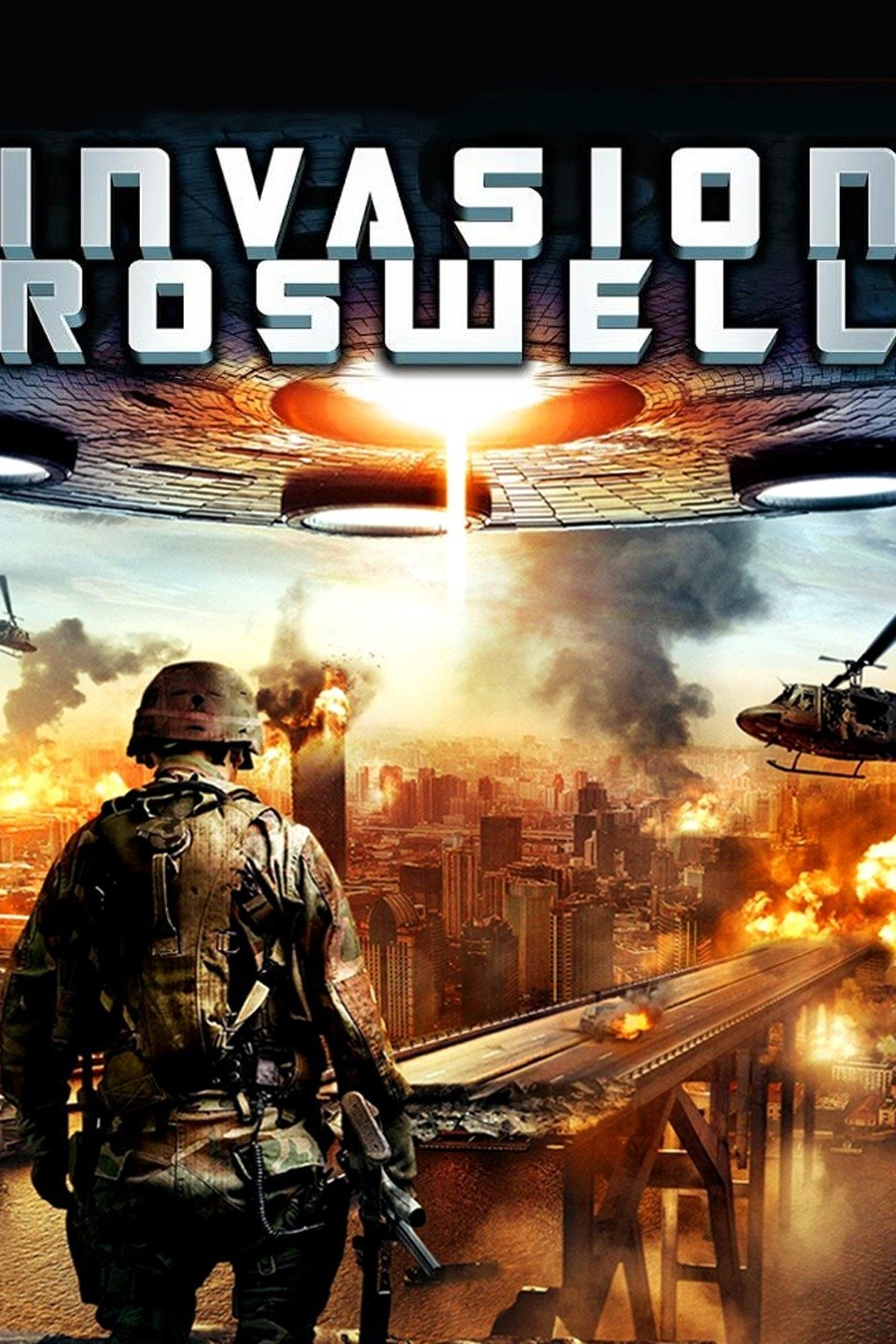 Invasion Roswell-Invasion Roswell