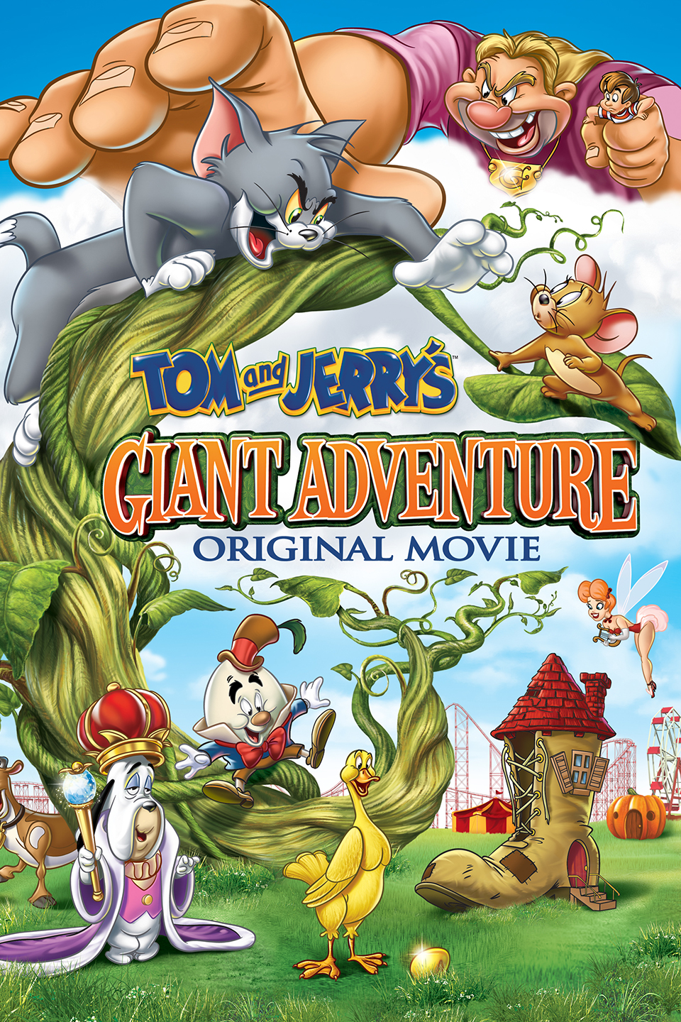 Tom and Jerry's Giant Adventure-Tom and Jerry's Giant Adventure