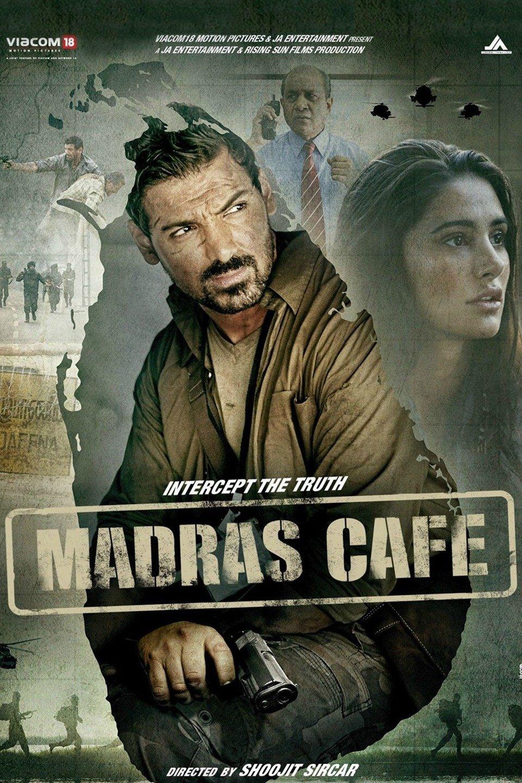Madras Cafe 2013 Full 720p Hindi Full Movie Download Bluray