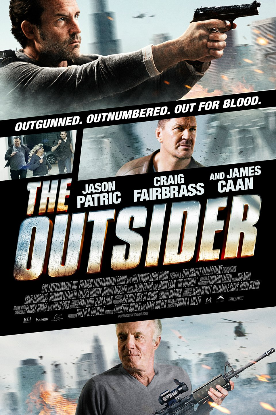 The Outsider-The Outsider