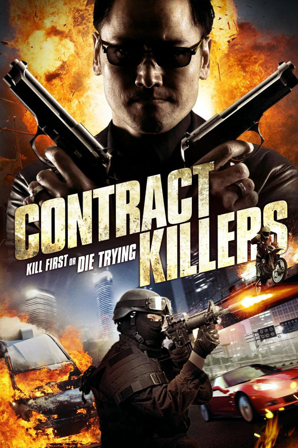 Contract Killers-Contract Killers