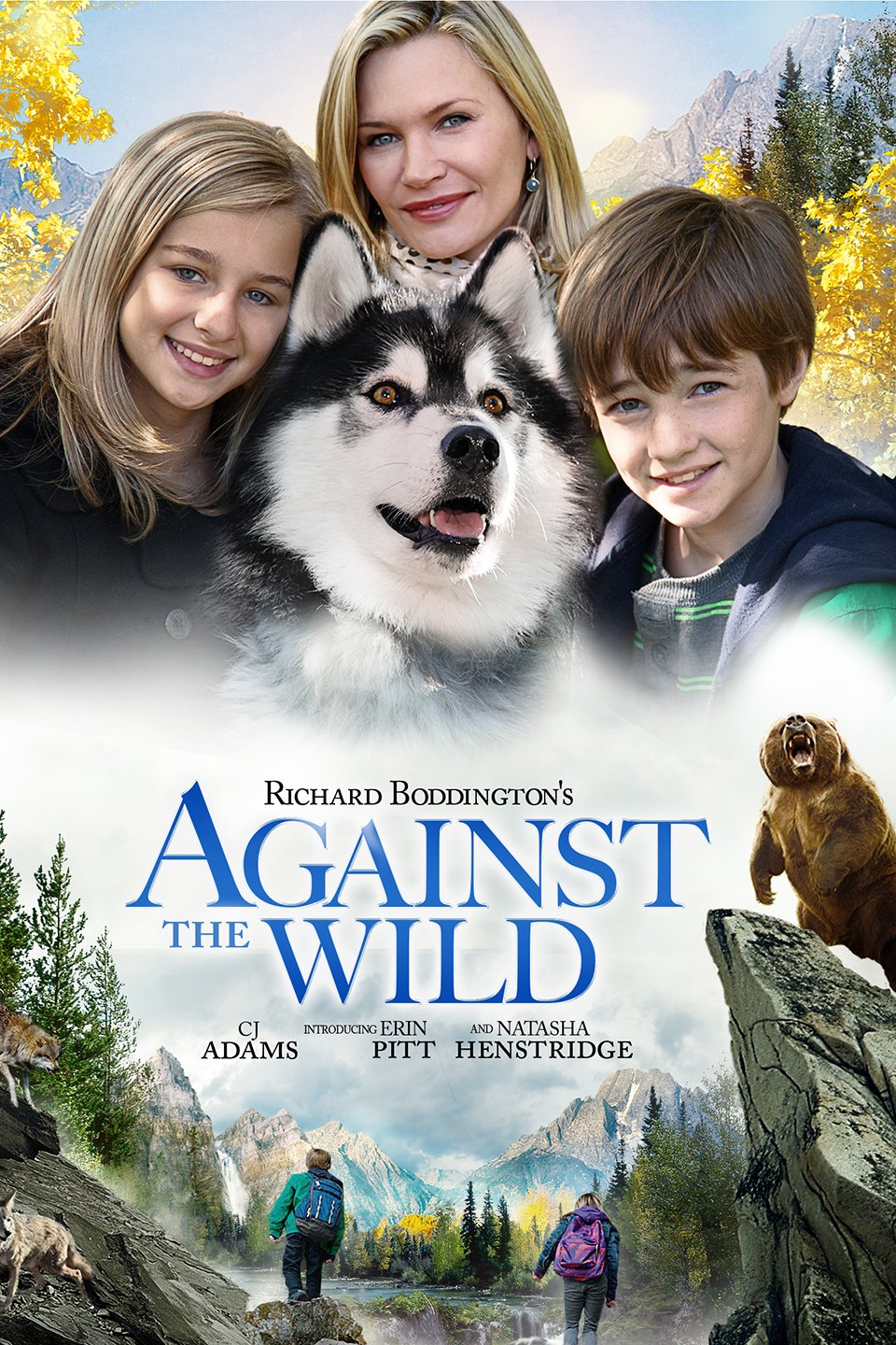 Against the Wild 2013 Full Movie Download BluRay