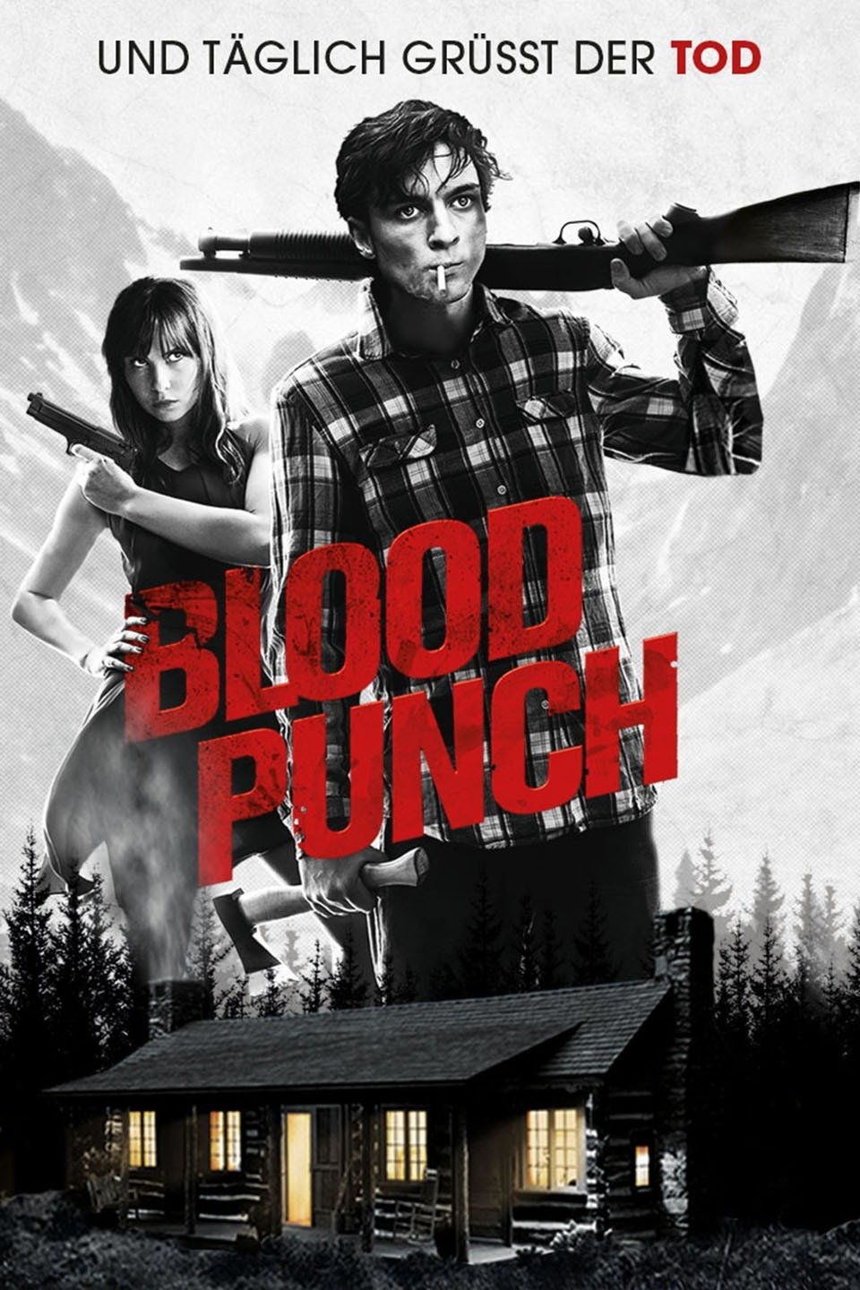 Blood Punch Full Movie Download HD Bluray 720p