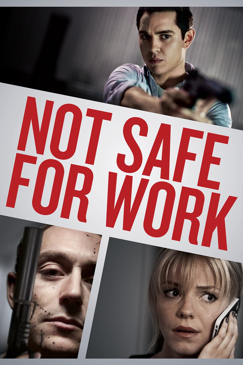 Not Safe for Work-Not Safe for Work