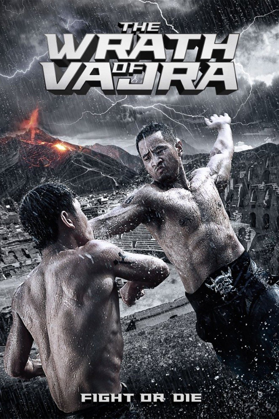 The Wrath of Vajra-The Wrath of Vajra