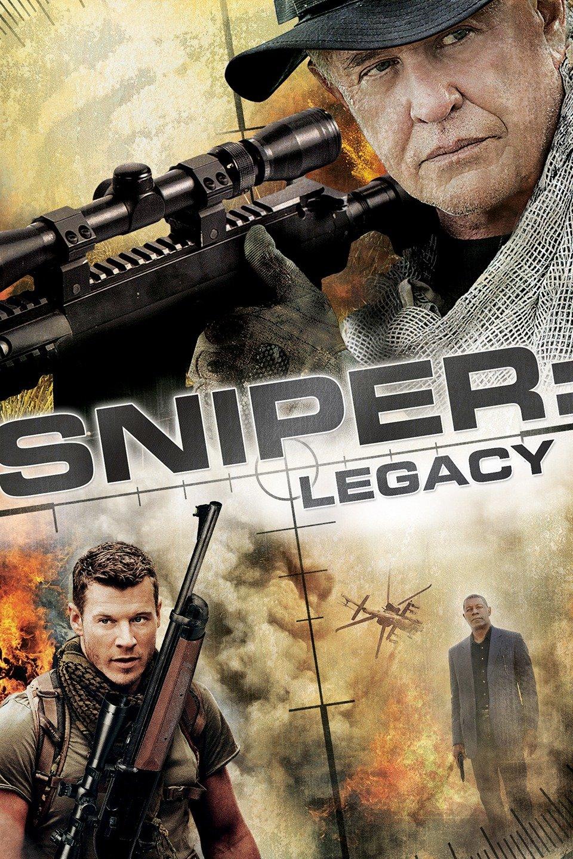 Sniper Legacy (2014) 720p WEB-DL ESub Dual Audio [Hindi 2.0 CH + English] AC3 x264