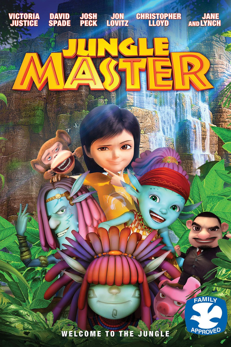 Jungle Master-Shou Hu Zhe Sen Lin