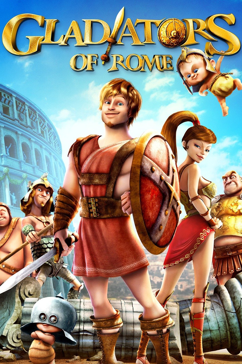 Gladiators of Rome-Gladiatori di Roma
