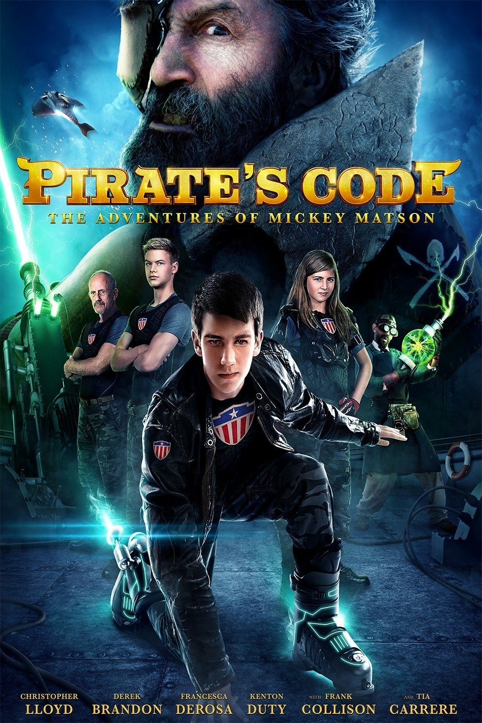 Pirate's Code: The Adventures of Mickey Matson-Pirate's Code: The Adventures of Mickey Matson