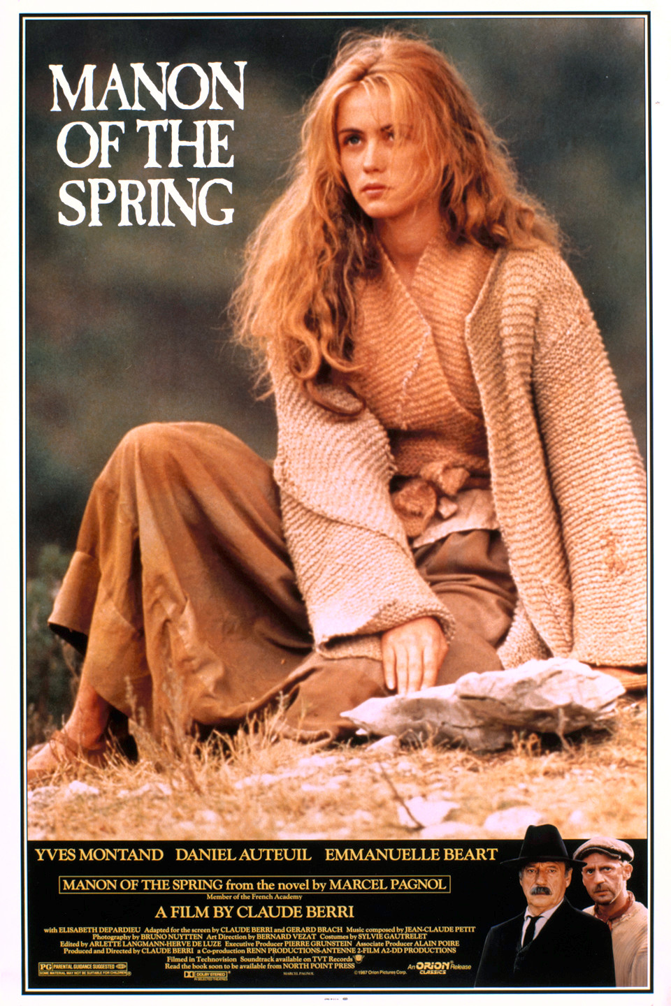 Image result for manon of the spring