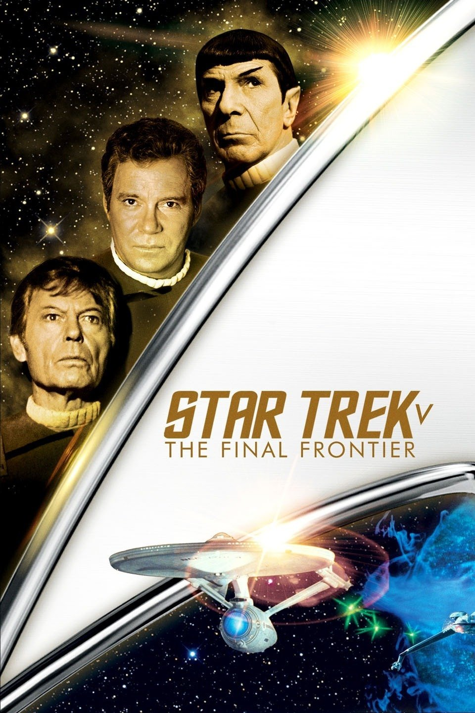 Star Trek V: The Final Frontier-Star Trek V: The Final Frontier