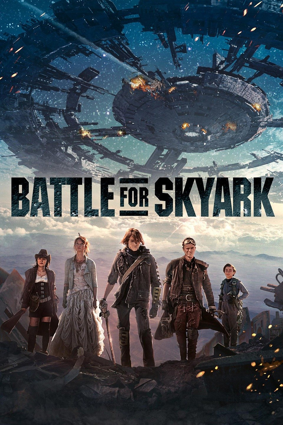 Battle for Skyark-Battle for Skyark