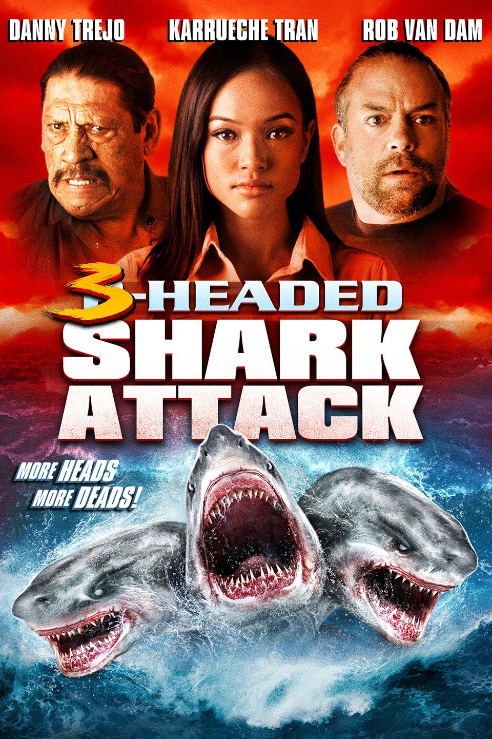 3-Headed Shark Attack-3-Headed Shark Attack