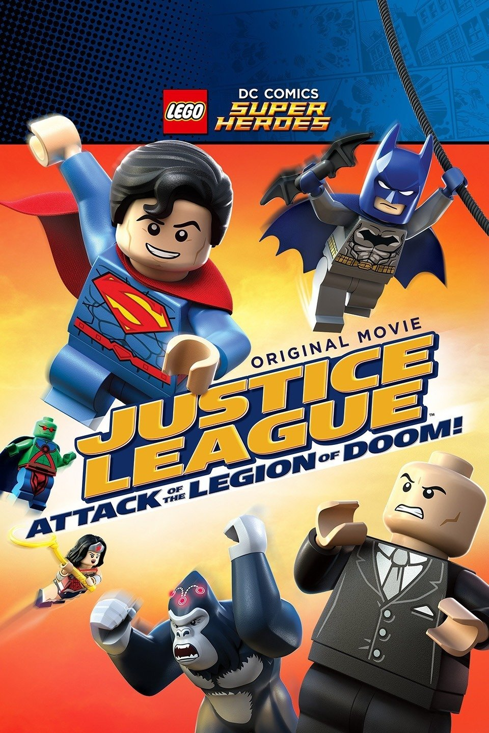 Lego DC Comics Super Heroes: Justice League vs. Bizarro League-Lego DC Comics Super Heroes: Justice League vs. Bizarro League