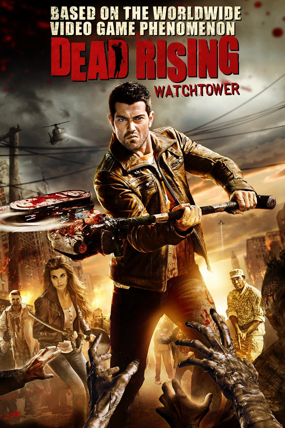 Dead Rising: Watchtower-Dead Rising