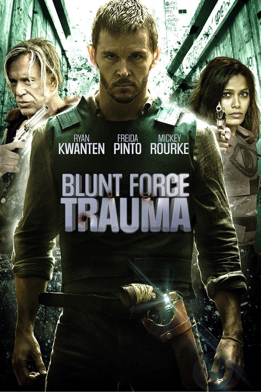 Blunt Force Trauma-Blunt Force Trauma
