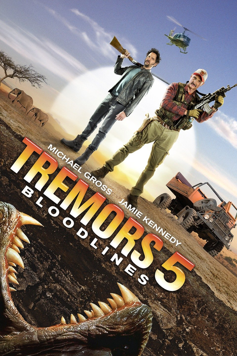 Tremors 5: Bloodlines-Tremors 5: Bloodlines