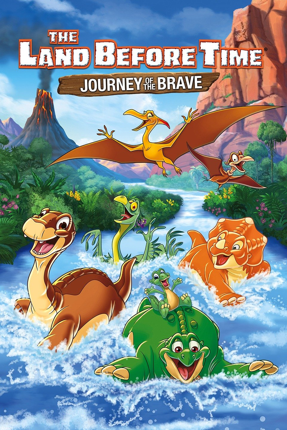 The Land Before Time XIV: Journey of the Brave-The Land Before Time XIV: Journey of the Heart