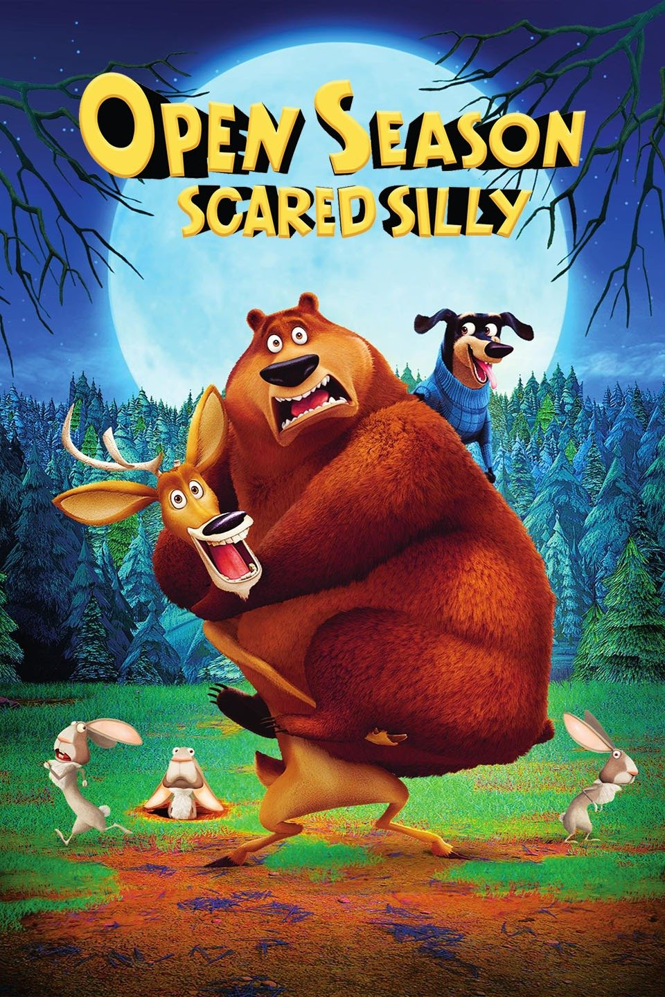 Open Season: Scared Silly-Open Season: Scared Silly