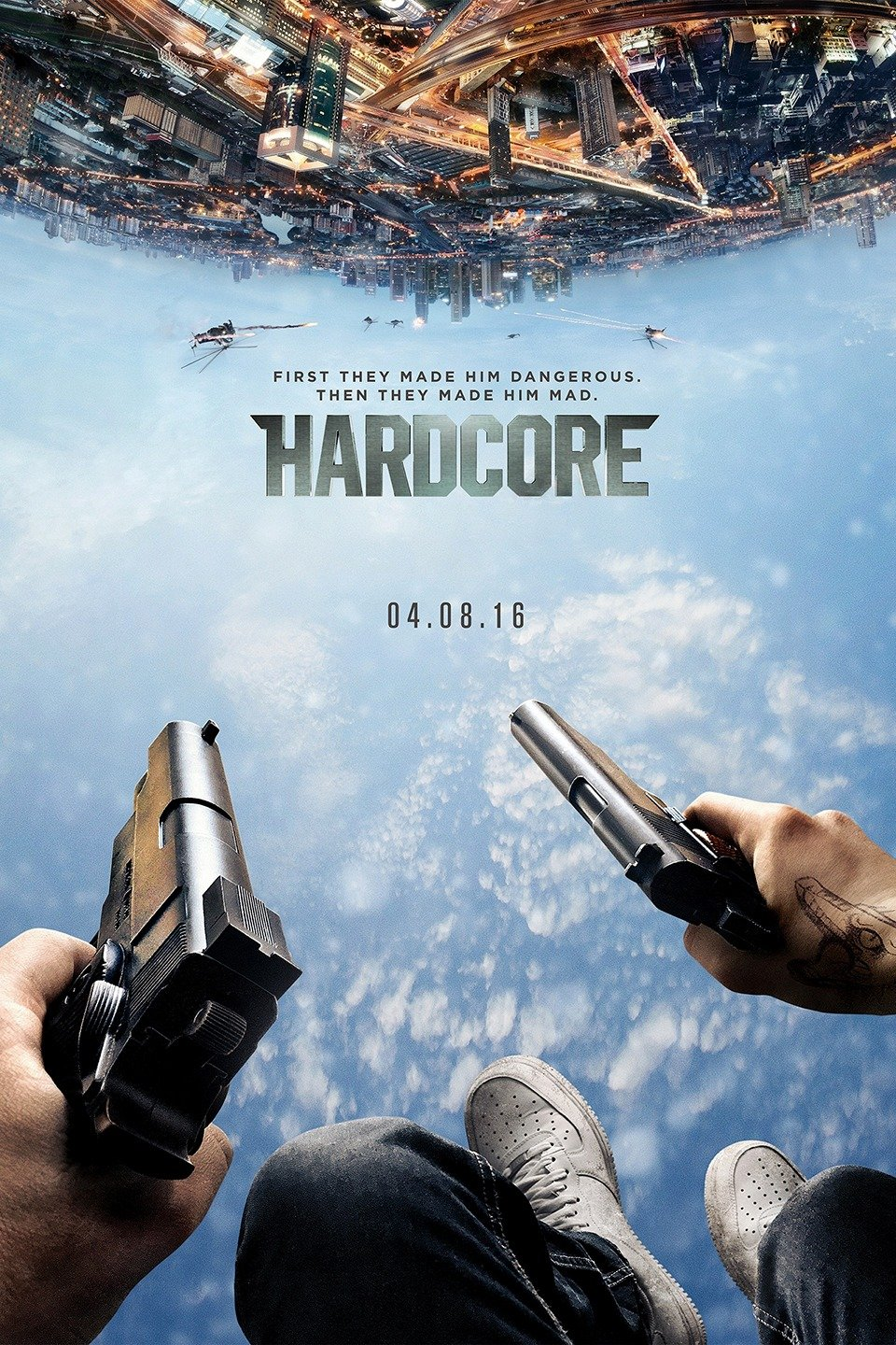 Hardcore Henry Full Movie Download 2015 BluRay 720p 480p