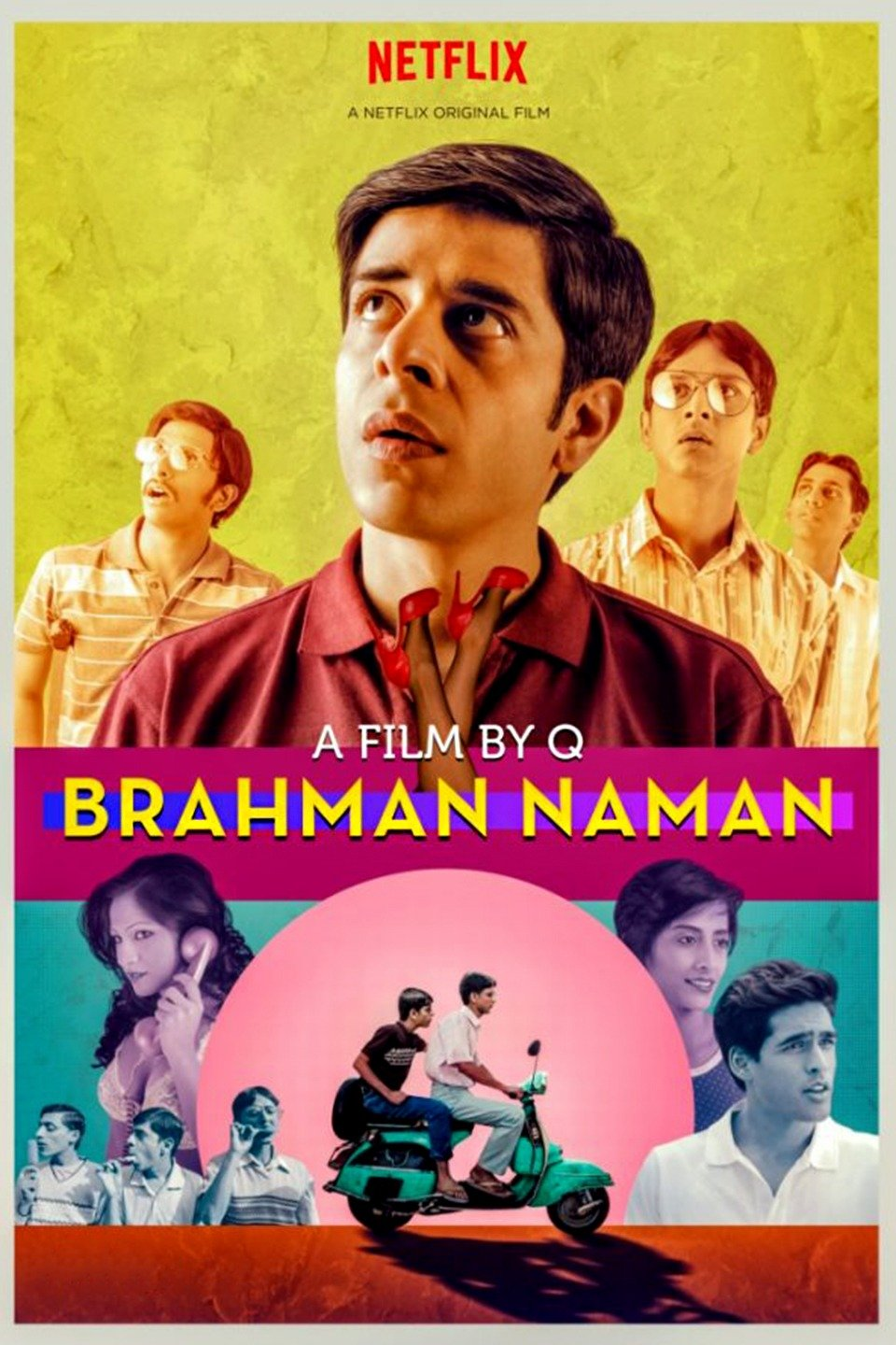 Brahman Naman 2016 Movie Download Full HD 480P HDRip