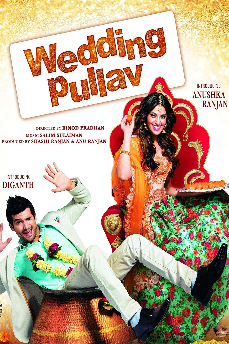 Wedding Pullav 2015 Full Hindi Full Movie Download HDRip 720p