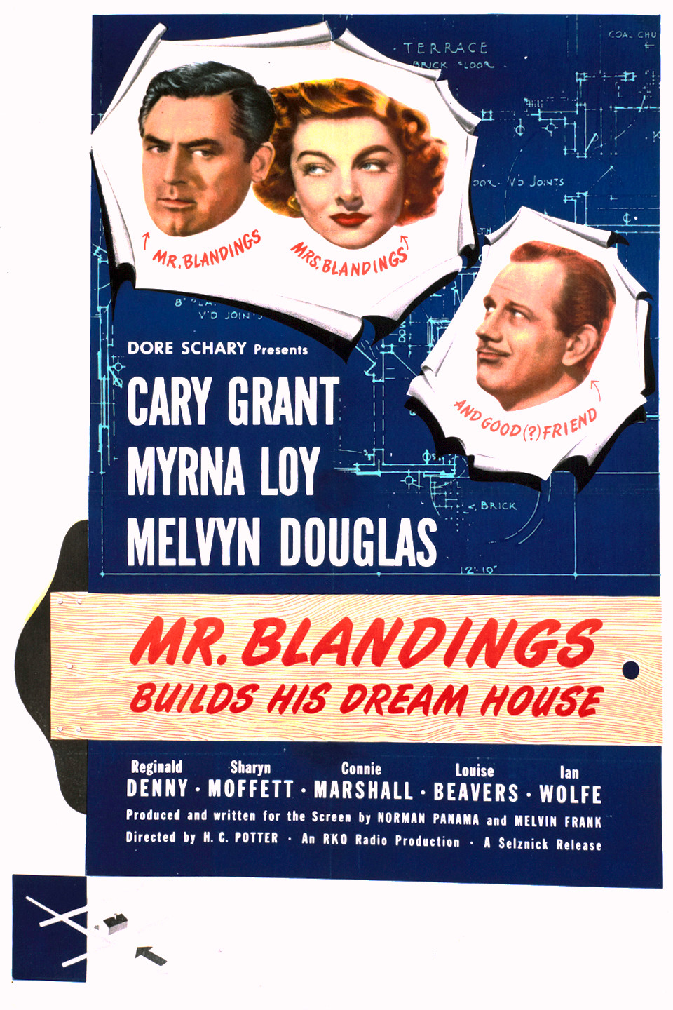 Image result for mr. blandings builds his dream house
