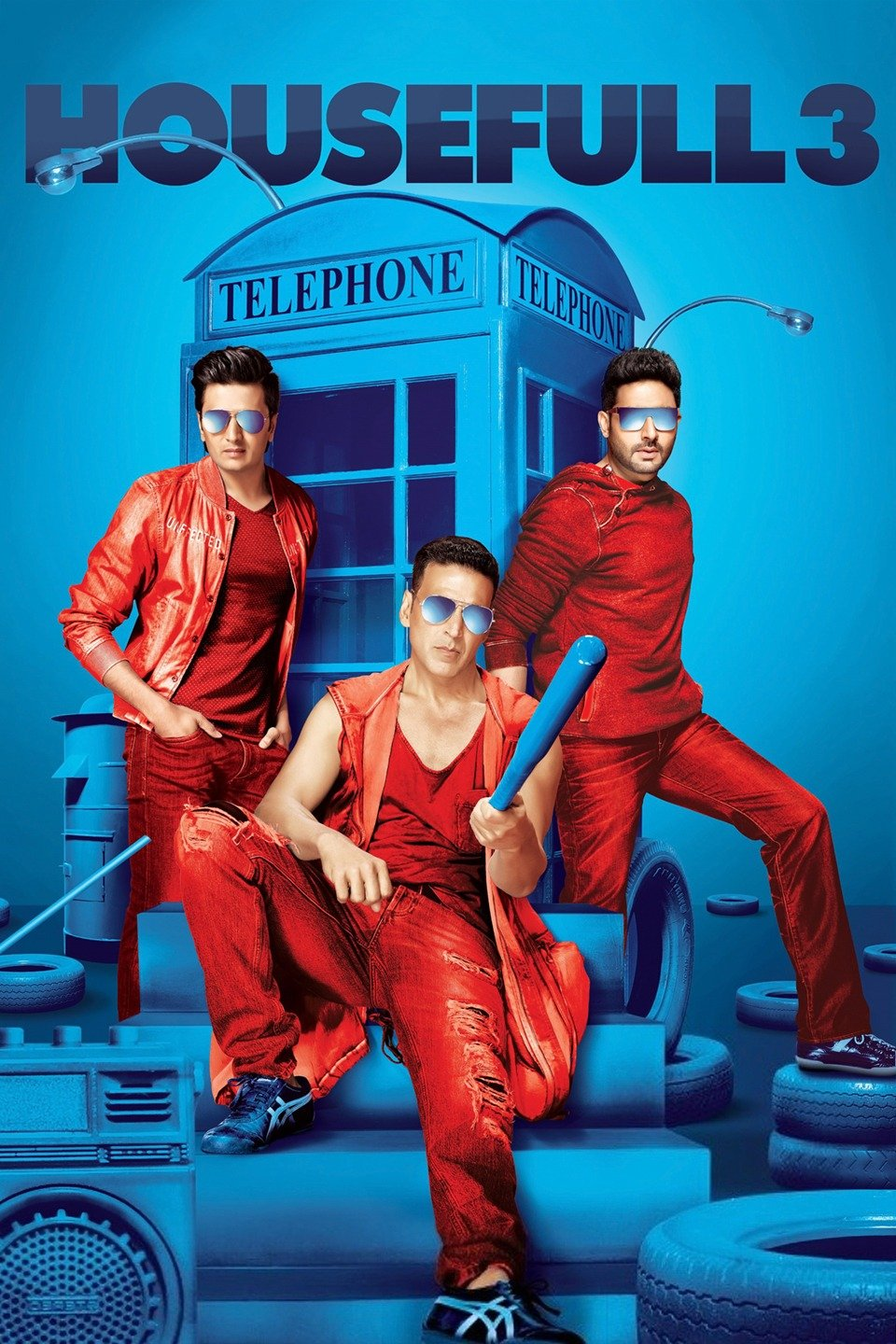 Housefull 3 Hindi Movie Free Download 2016 720p BluRay