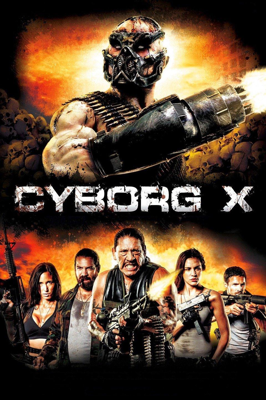 Cyborg X-Cyborg X