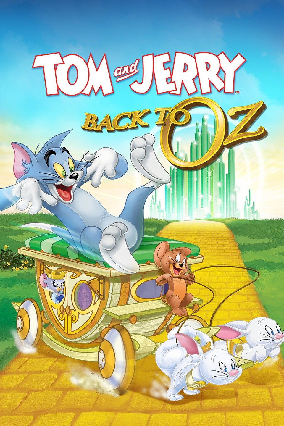 Tom & Jerry: Back to Oz-Tom & Jerry: Back to Oz