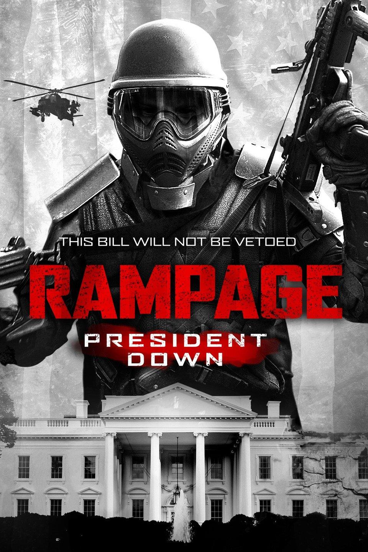 Rampage: President Down-Rampage: President Down