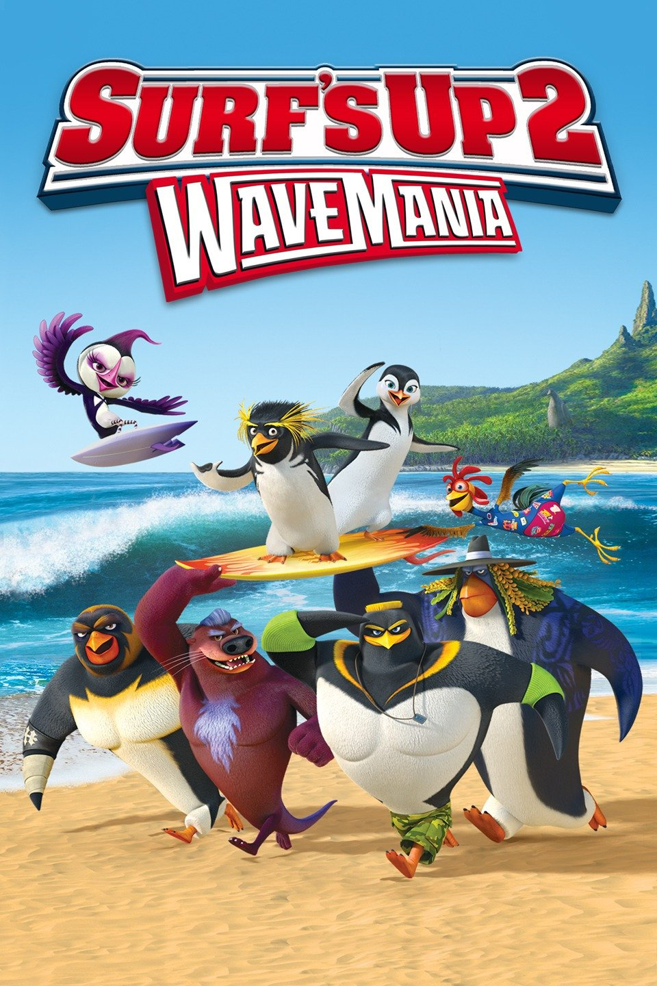 Surf's Up 2: WaveMania-Surf's Up 2: WaveMania