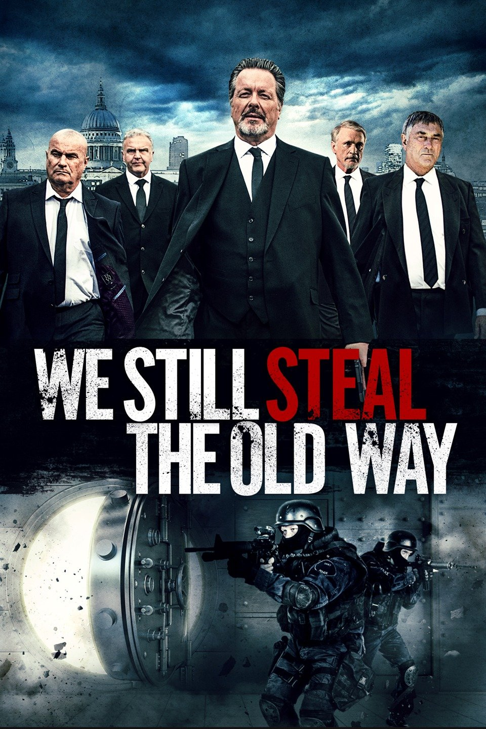 We Still Steal the Old Way-We Still Steal the Old Way