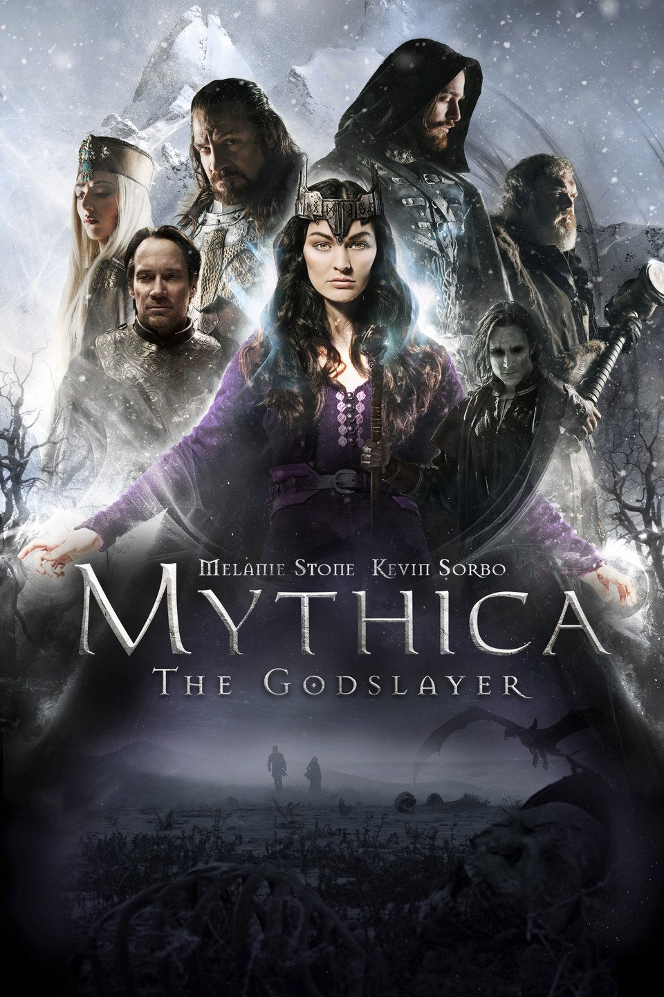 Mythica: The Godslayer-Mythica: The Godslayer