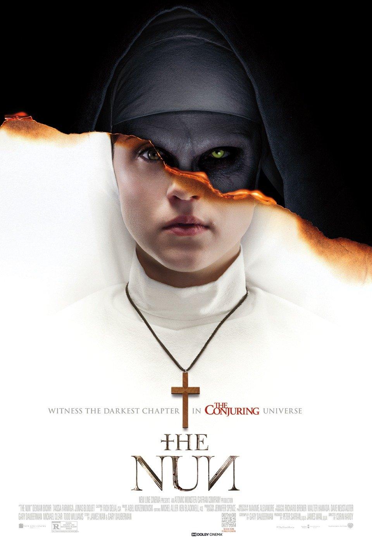 The Nun (2018) NEW 720p HDTS | x264 | English | AAC |Full Movie| 2.4GB