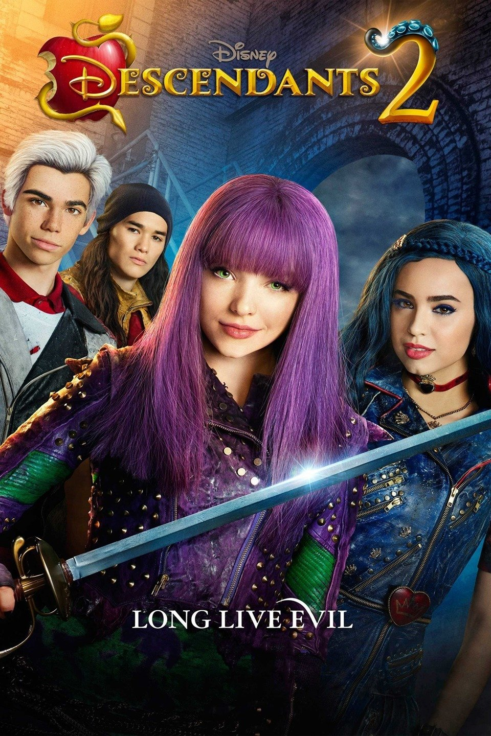 Descendants 2-Descendants 2