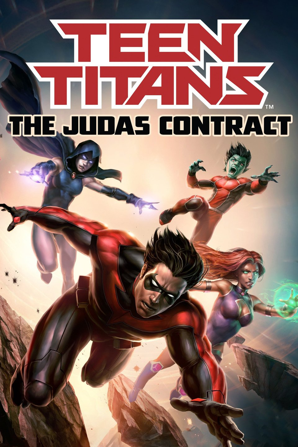 Teen Titans: The Judas Contract-Teen Titans: The Judas Contract