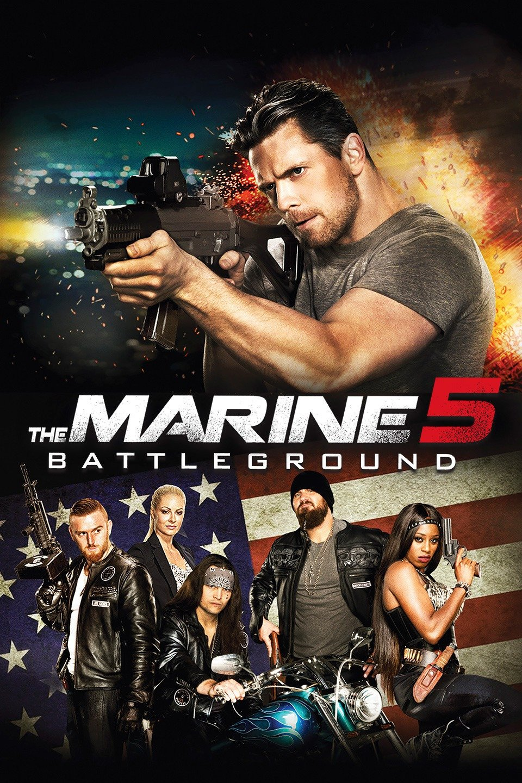 The Marine 5: Battleground -The Marine 5: Battleground