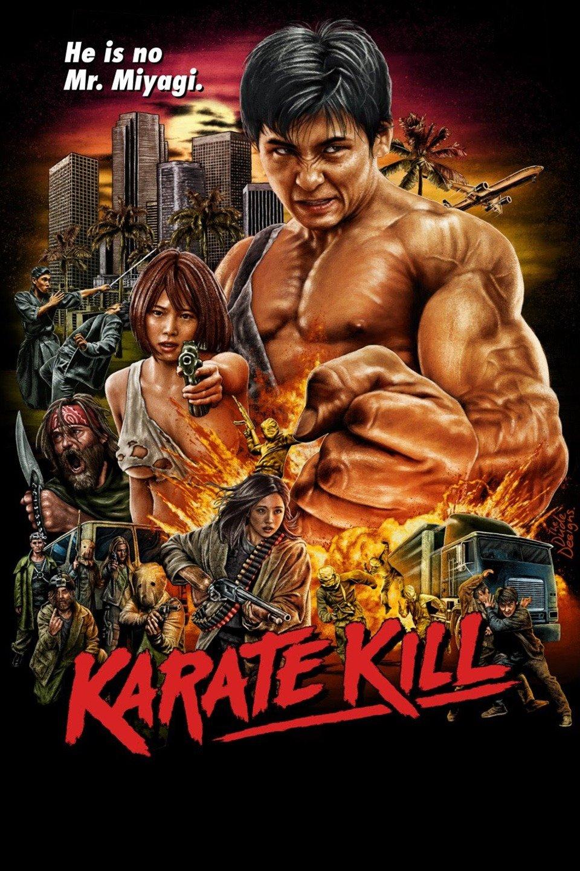 Karate Kill-Karate Kill