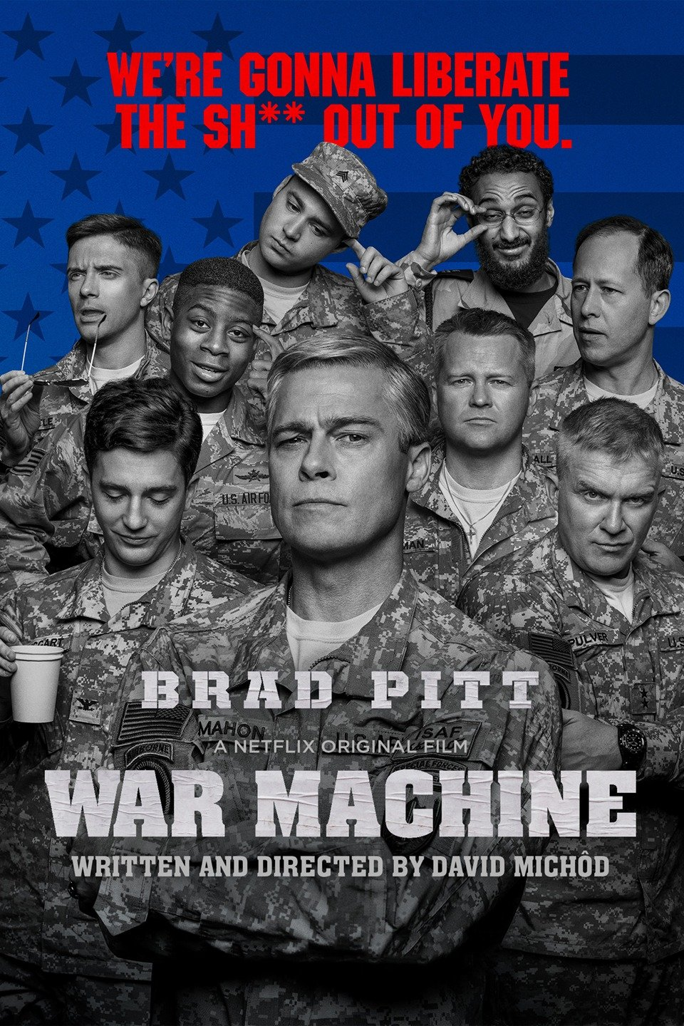 War Machine-War Machine