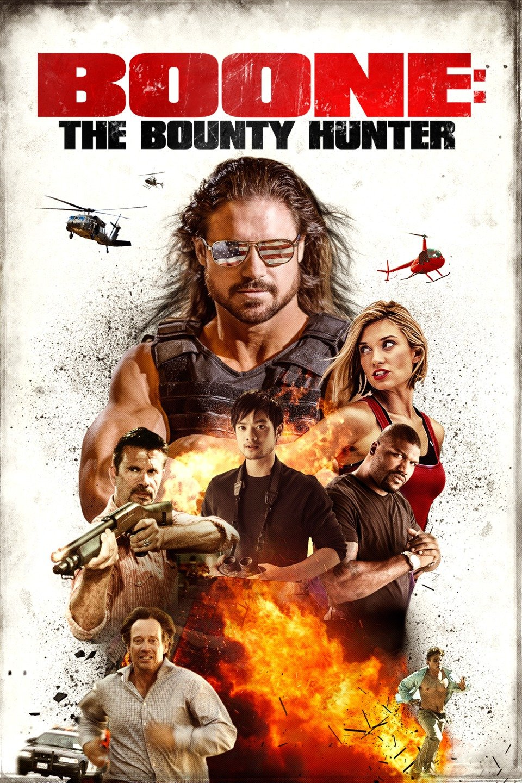 Boone: The Bounty Hunter-Boone: The Bounty Hunter