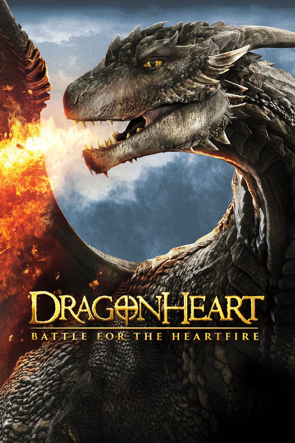 Dragonheart: Battle for the Heartfire-Dragonheart: Battle for the Heartfire