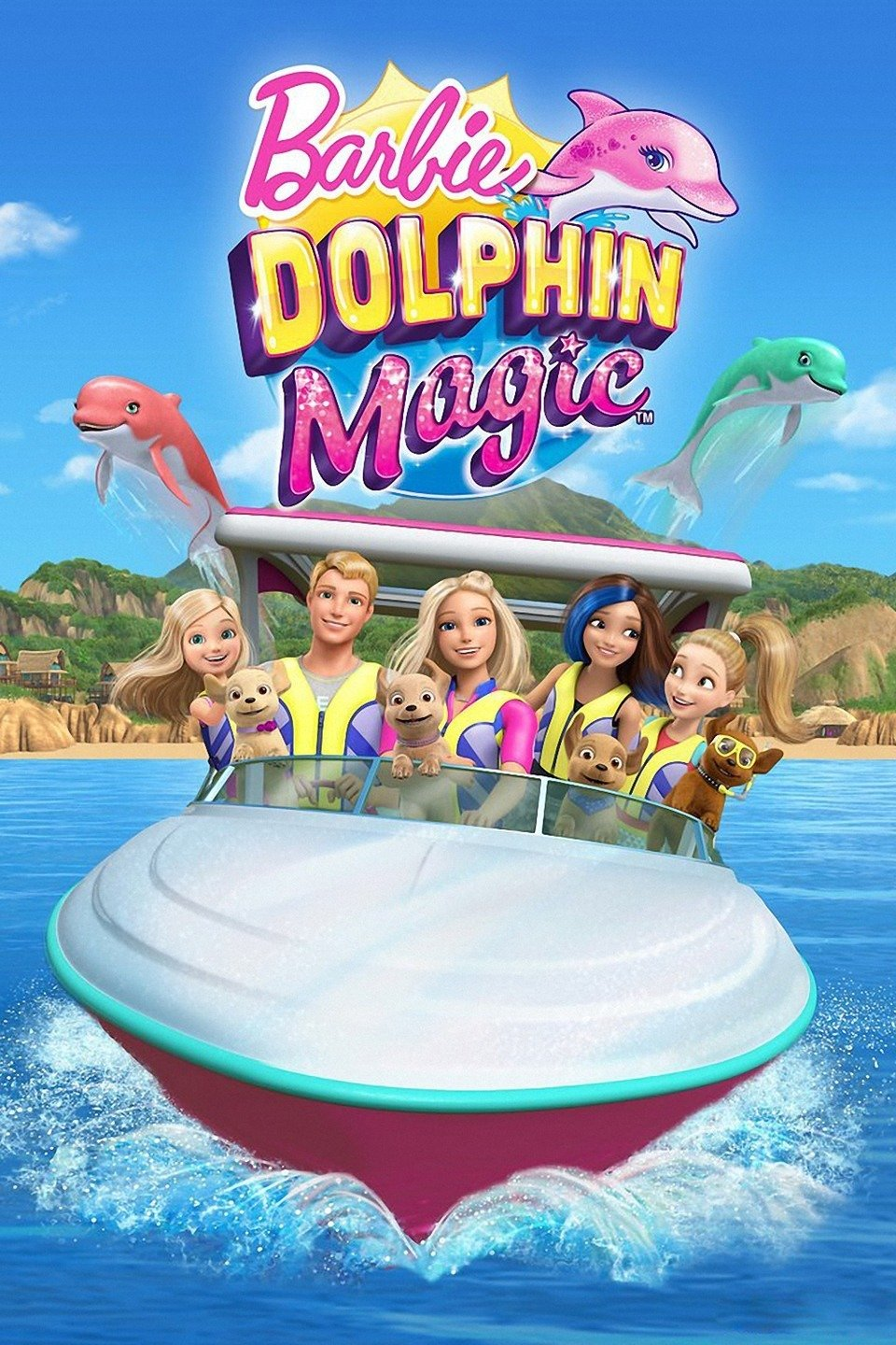 Barbie: Dolphin Magic-Barbie: Dolphin Magic